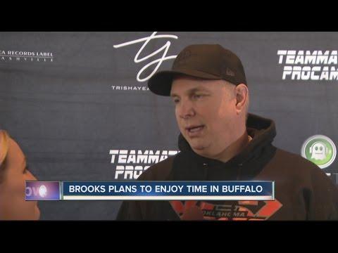 Garth Brooks Back In Buffalo After 17 Years