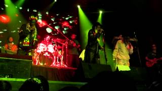 THE ABYSSINIANS - The Good Lord (Groove 09/09/12)