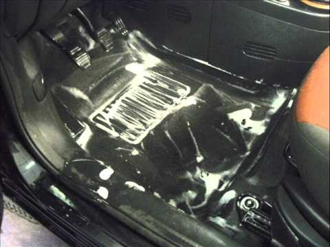 Interieur reiniging van auto .wmv - YouTube