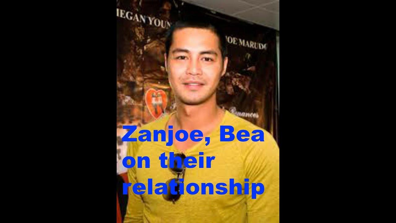 Zanjoe Marudo And Bea Alonzo Finally Break Their Silence Zanjoe