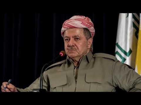 Barzani To Step Aside As Iraqi Kurdish President, Suspend Post Of Presidency