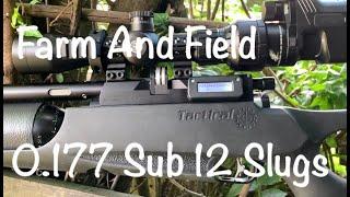 #29 Farm And Field-0.177 Sub 12 Mako Slugs