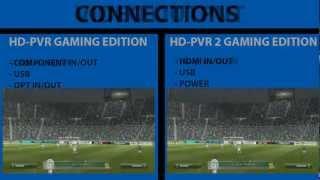HD PVR 2 Gaming Edition vs HD PVR Gaming Edition: Review and Comparison