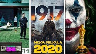 Nominados Mejor Película Óscar 2020