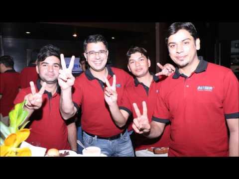 BERGER Winner Sales Conference Thailand - Pattaya 2016