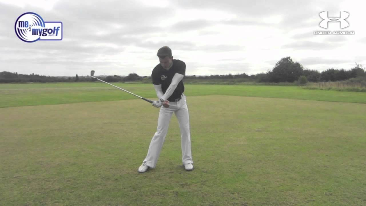Golf - Improve Your Arms In The Downswing