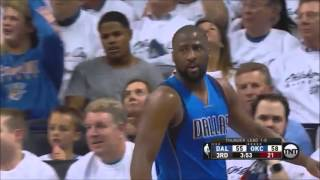 Mavericks vs Thunder (Game 2) - Team Highlights - April 18, 2016