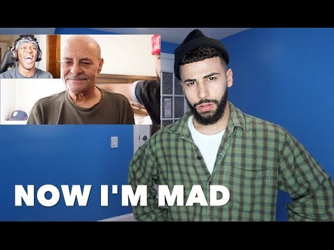 REACTING TO KSI MAKING FUN OF MY DAD!!!
