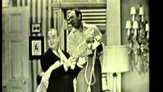 Jack Benny Program   01 May 55   Jackie Gleason Show