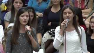 Bianca & Diana Cernisov -  Ridica-voi ochii mei la ceruri,  20.10.2013