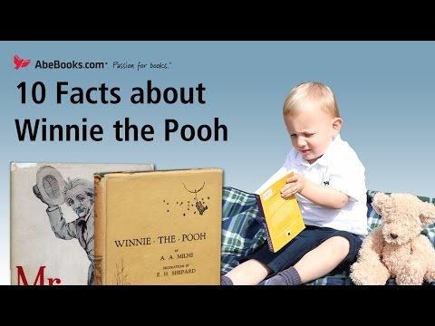 10 Facinating Facts About Winnie the Pooh