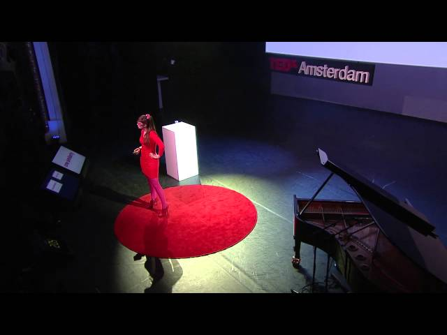 Everything Is Permitted: Tinkebell at TEDxAmsterdam 2012