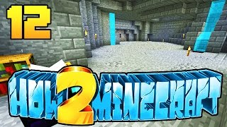 "HOW TO MINECRAFT - EPISODE 12 | Season 2 ""UNDERGROUND BASE!"" (H2M SMP)"