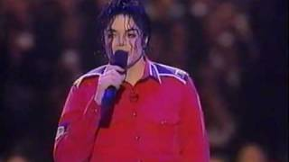 Michael Jackson - Gone too soon Live (Subtitulado español)