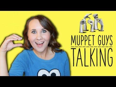 Rachel Talking About Muppet Guys Talking    Adorkable Rachel