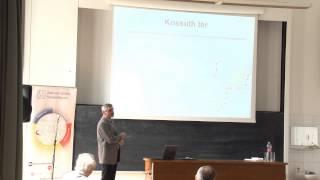 Mérnöki létesítmények geometriai ellenőrzése és deformáció-vizsgálata - Dr. Siki Zoltán Thumbnail