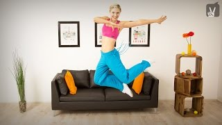 Ultra Fatburner Dance: Tanzen bis der Schweiß von der Stirn tropft!