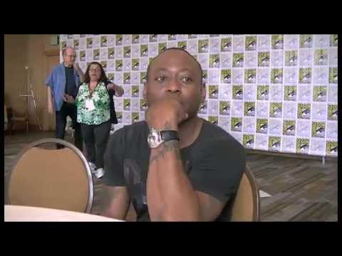 Omar Epps Interview - Resurrection