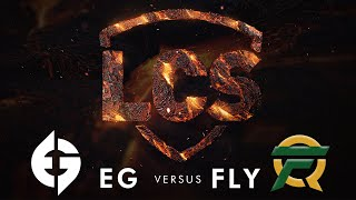 EG vs FLY | Week 8 | Summer Split 2020 | Evil Geniuses vs. FlyQuest
