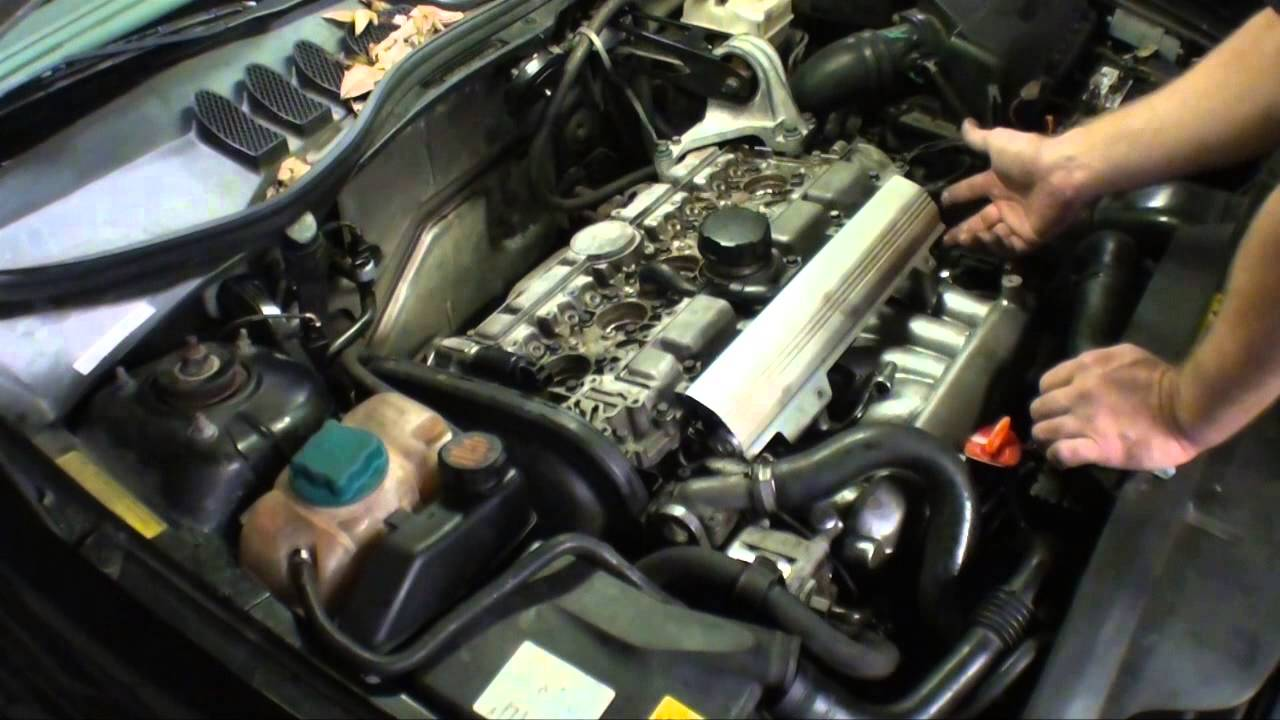 1999 Volvo S80 Engine Diagram Thermostat