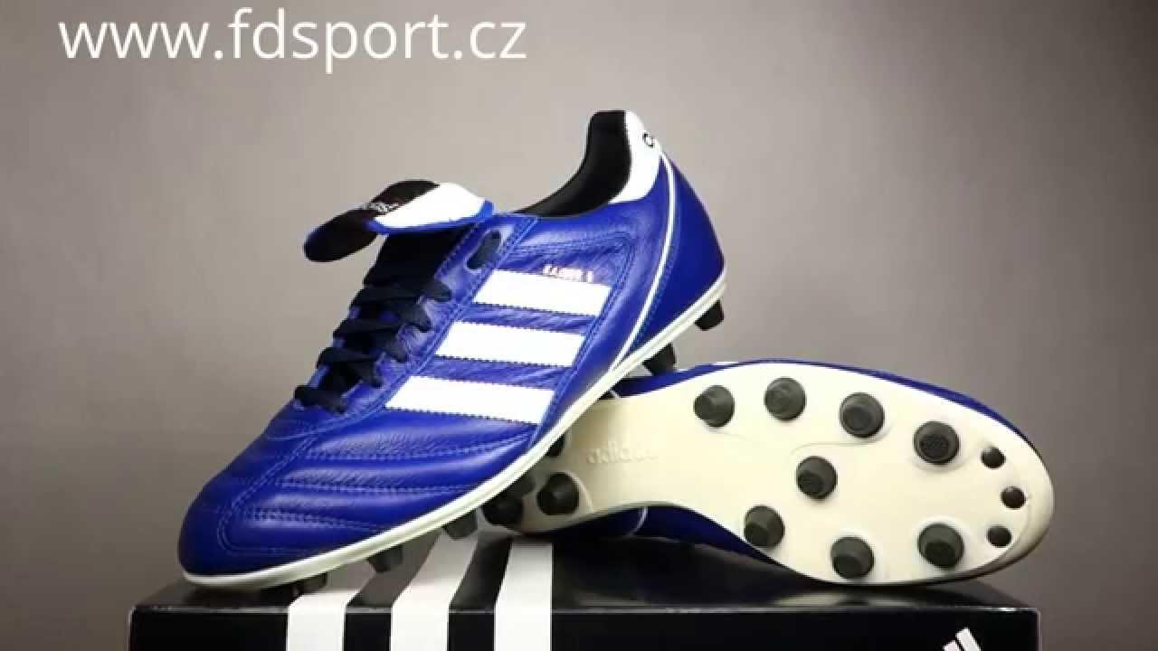 Fotbalové kopačky adidas KAISER 5 LIGA B34253