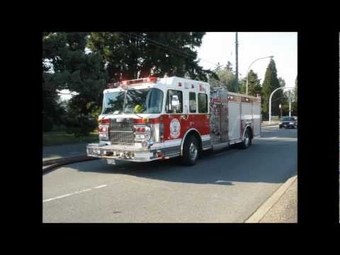 Radio Audio - Delta BC Working House Fire with Victim