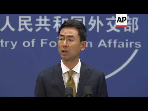 China calls on India to withdraw from plateau