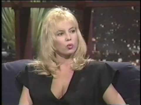 Traci Lords on The Late Show 1988 Part 1