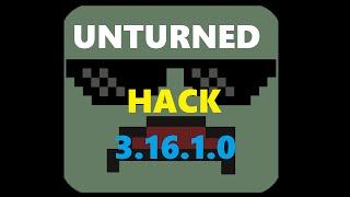 UNTURNED 3.16.1.0 MOD MENU EASY DOWNLOAD