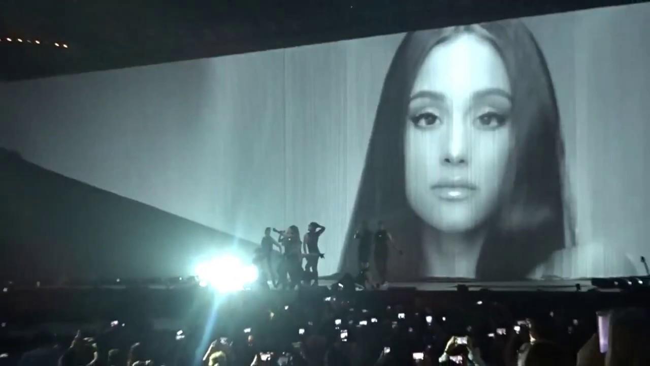 Be Alright Dangerous Woman Tour Ariana Grande San