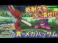 【ポケモンUSUM】低耐久を一刀両断!安定感抜群のメガハッサム【ウルトラサン/ウルトラムーン】