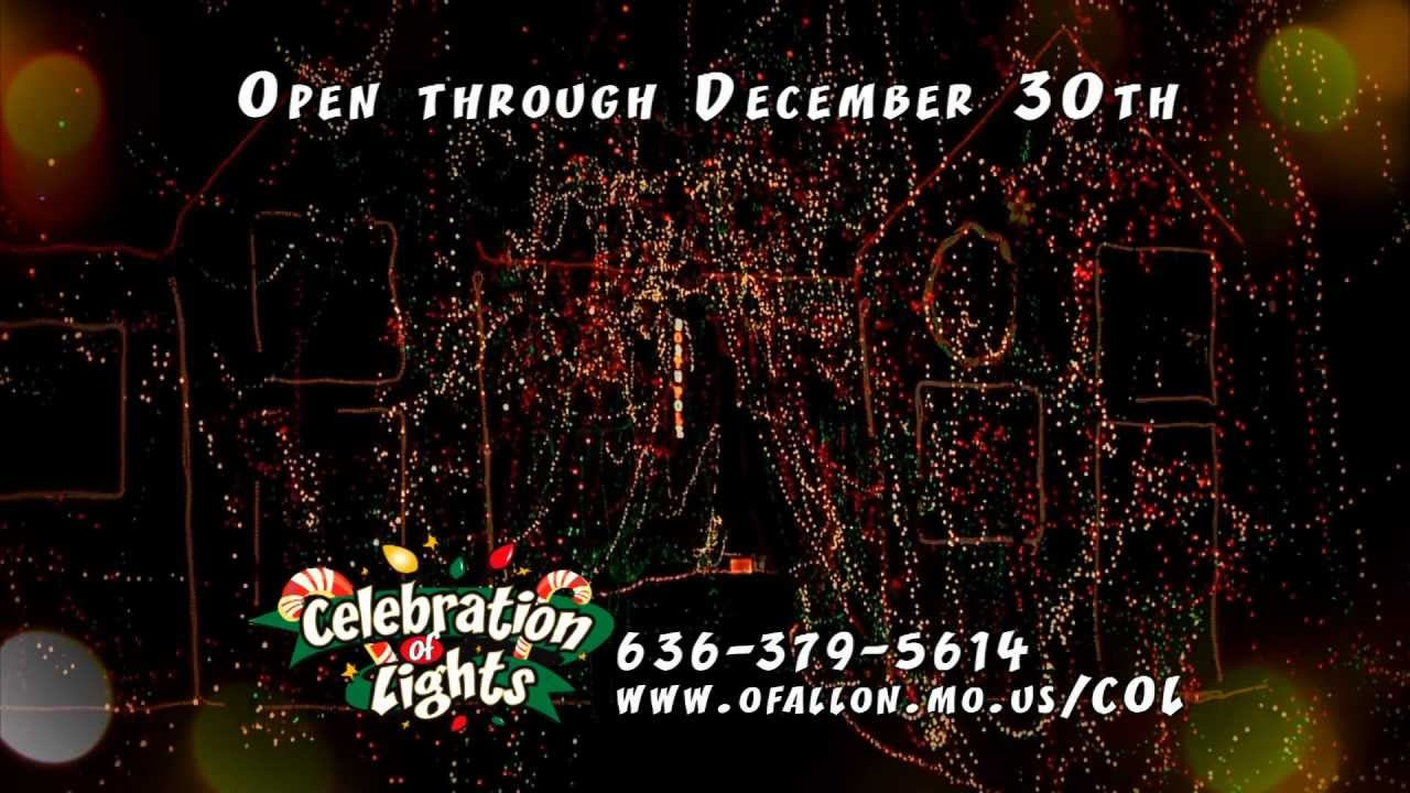 O\'FallonTV: Celebration of Lights | O\'Fallon, Missouri - YouTube
