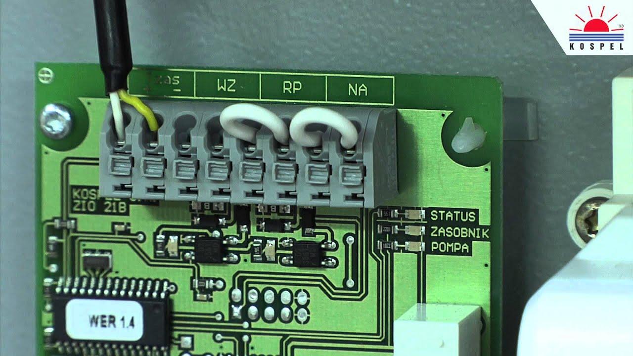 Как подключить комнатный термостат к котлу аристон медицина будущего варикоз