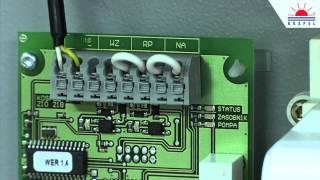 8 Подключение комнатного регулятора температуры и приоритетного устройства к котлу EKCO.L1z(, 2014-10-08T06:39:55.000Z)