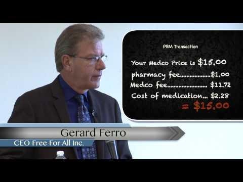 Church and Non Profit Fundraiser - Discount Prescription Cards