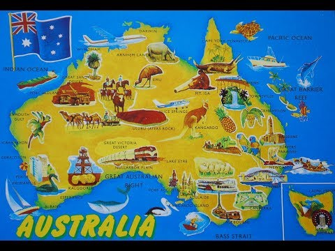 Avventure nel Mondo video Australia on the road da Sydney ad Ayers Rock Pistolozzi Marco