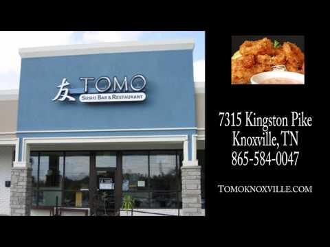 Tomo Restaurant Knoxville
