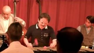 『大井貴司&Super Vibration』 (vib)大井貴司(Takashi Ooi)、(p)高木里...