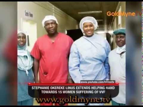 STEPHANIE OKEREKE, LINUS EXTENDS HELPING HAND TOWRADS 15 WOMEN SUFFERING OF VVF