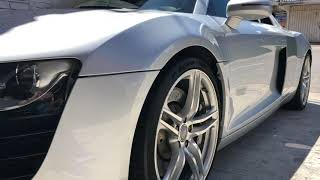 Audi R8 - Ceramic Coating 36 Months by Dynamik