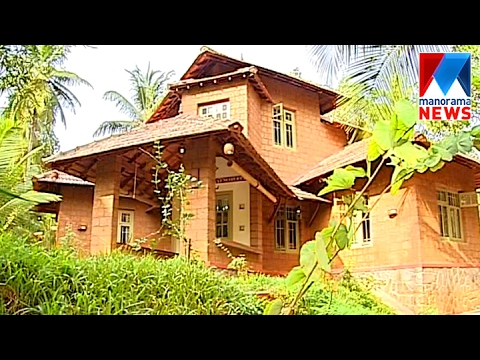 Meda low cost green home veedu old episode for Low cost kerala veedu plans