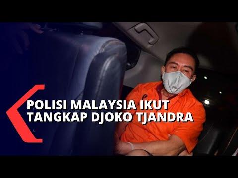 Penangkapan Djoko Tjandra Dilakukan Polisi Malaysia