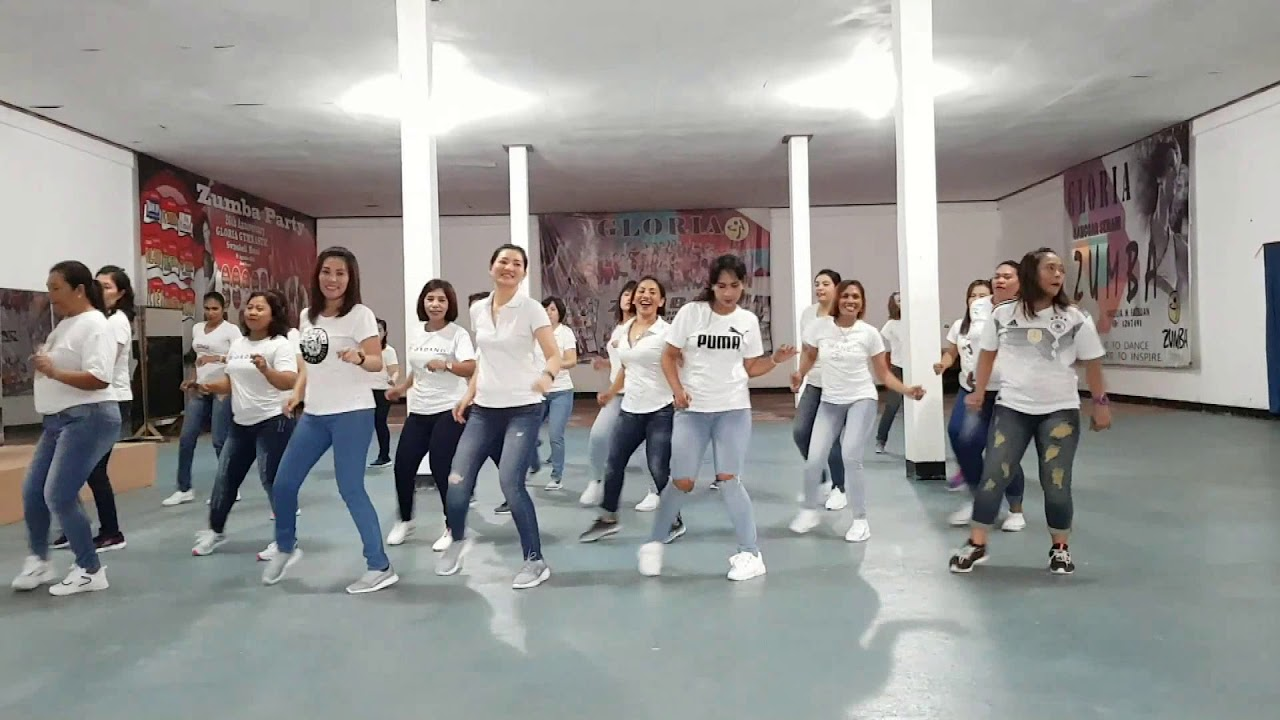 GLORIA DANCE CLUB Line Dance Beginner Let Me Be There
