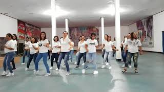 Gloria Dance Club/line Dance/beginner/let Me Be There