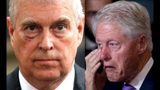 JUSTICE DEPARTMENT DEMANDS UK HAND OVER PRINCE ANDREW TO FBI FOR QUESTIONING