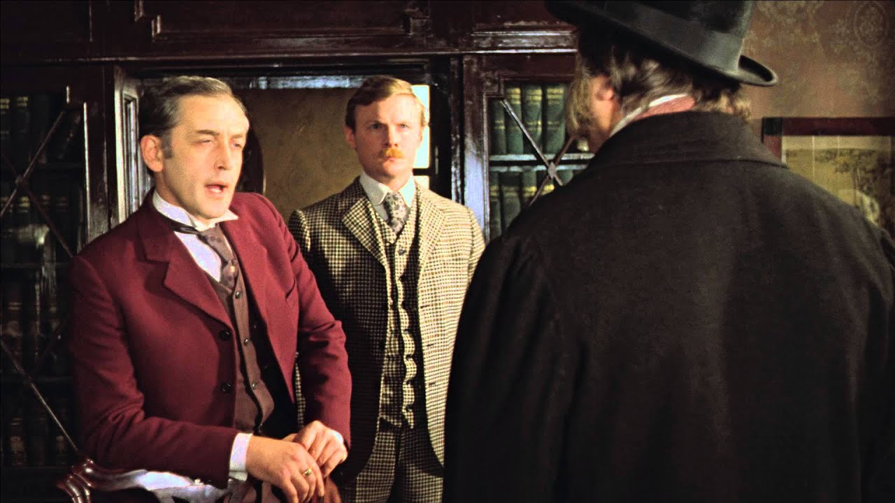 Шерлок холмс знакомство фото 329-837