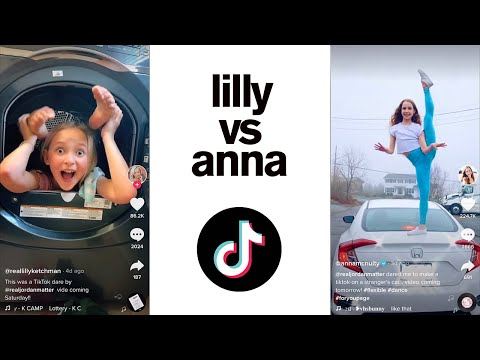 Who Will Go Viral On TikTok? **Lilly K vs Anna McNulty**