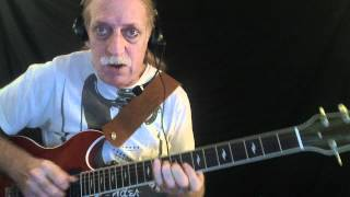 "How to Play ""My Babe"" - Blues Guitar Lesson - Red Lasner"