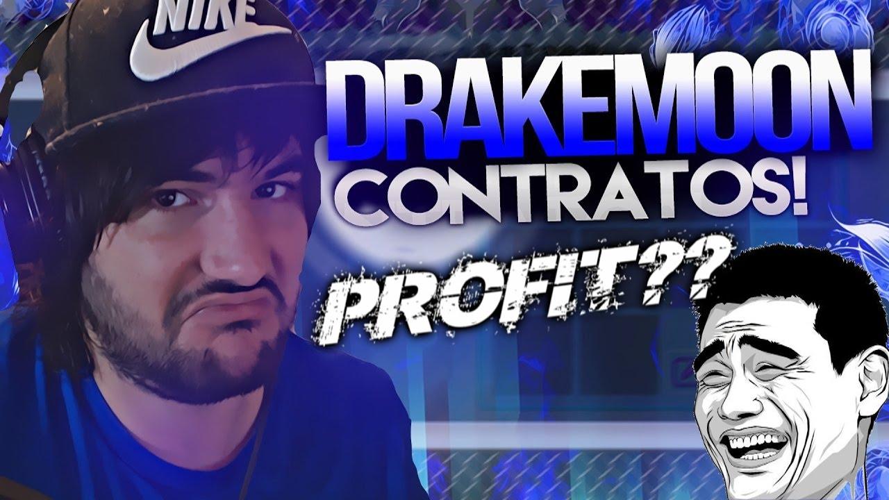 DRAKEMOON | LOS CONTRATOS SON WORTH IT ? - YouTube  DRAKEMOON | LOS...