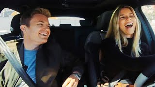 Couples Q&A - How to Get My Attention? | Nico Rosberg | Audi e-tron